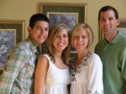 The family, a few years back!