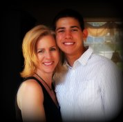 a few years back...I love my boy!