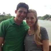 My precious Evan and Ariel...